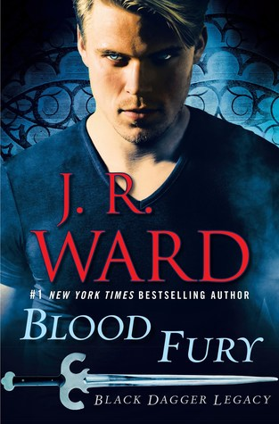 Blood Fury (Saga Black Dagger Legacy)