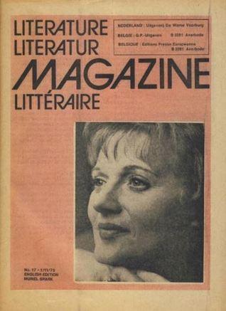Literatuur magazine nr. 17 Engelse editie Muriel Spark (#17)