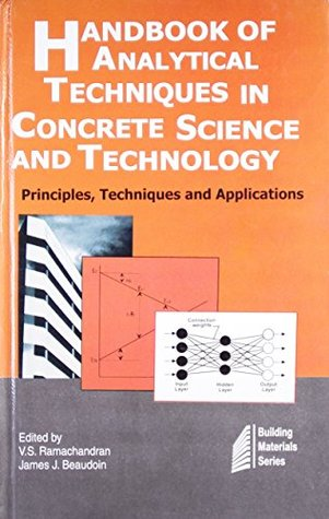 Analytical Techniques in Concrete Science & Technology