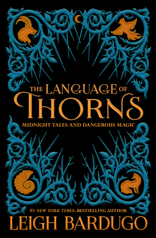 The Language of Thorns cover