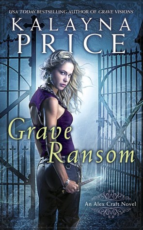 Book Review: Kalayna Price's Grave Ransom