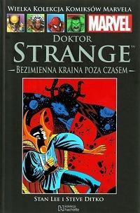Doctor Strange: Bezimienna Kraina Poza Czasem (Wielka Kolekcja Komiksów Marvela #72)