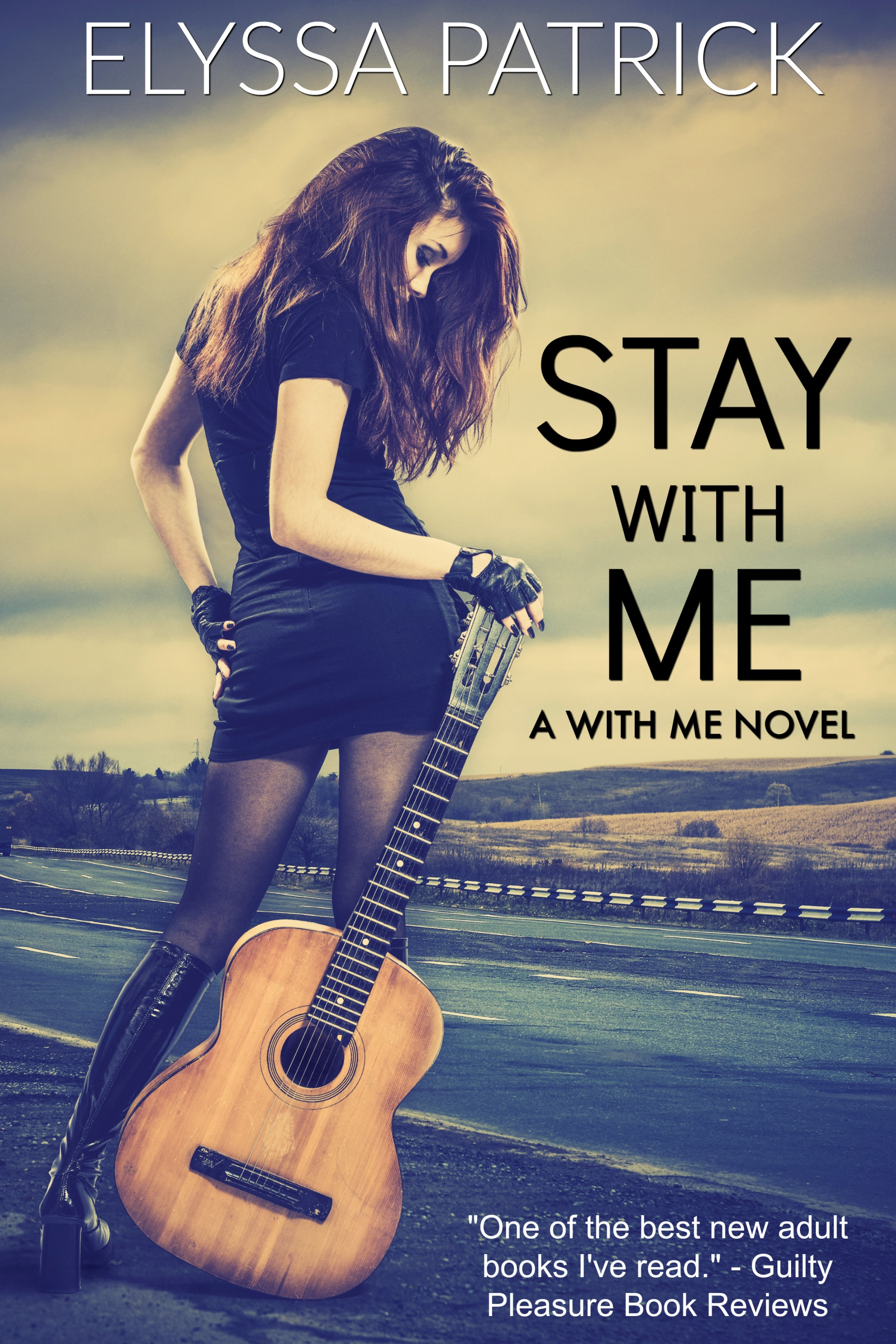 Stay With Me (With Me, #1)