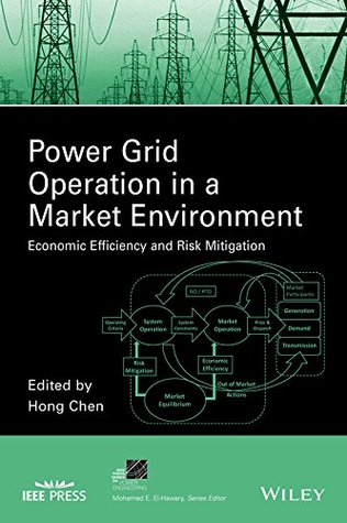 Power Grid Operation in a Market Environment: Economic Efficiency and Risk Mitigation (IEEE Press Series on Power Engineering)