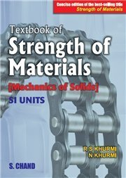 Texbook of Strength of Materials