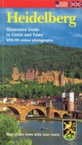 Heidelberg City Guide In Colour To Castle And Town With Street Map