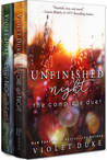 Unfinished Night: The Complete Duet (Caine & Addison Books 1 & 2)