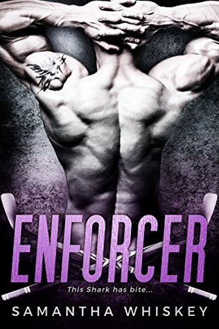 Enforcer (Seattle Sharks, #2)
