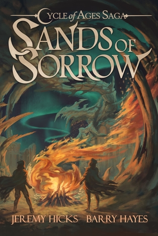Sands of Sorrow by Jeremy  Hicks