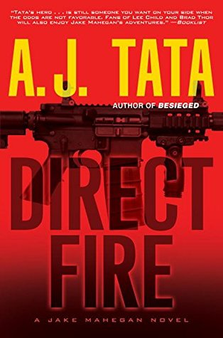Direct Fire (Captain Jake Mahegan, #4)