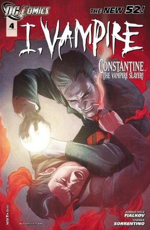 I, Vampire #4: Between Worlds