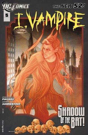 I, Vampire #5: Gouge Away