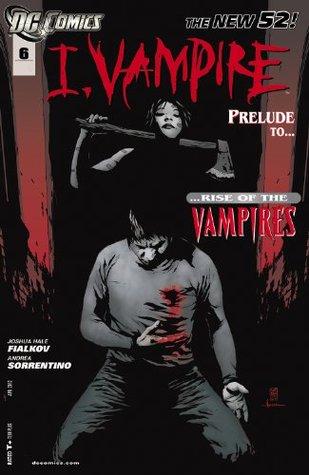 I, Vampire #6: This Charming Man