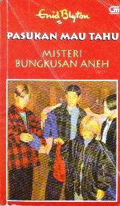Misteri Bungkusan Aneh by Enid Blyton