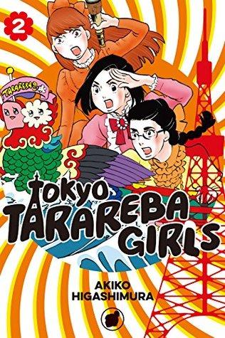 Tokyo Tarareba Girls, Vol. 2