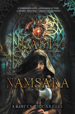 The Last Namsara (Iskari #1)