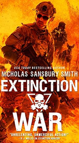 Extinction War (The Extinction Cycle #7)