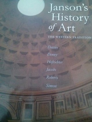 Janson's History of Art The Western Tradition Second 2nd Custom Edition for Glendale College