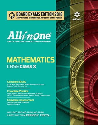All in one Mathematics for Class 10