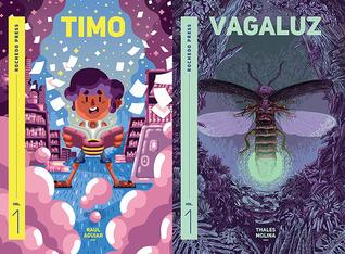 Rochedo Press Vol. 1 - Timo & Vagaluz