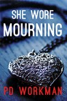 She Wore Mourning (Zachary Goldman Mysteries, #1)