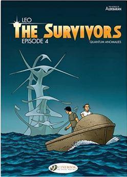The Survivors - Episode 4: Quantum Anomalies por Luiz Eduardo de Oliveira (Leo)
