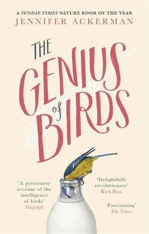Cover, The Genius of Birds (Goodreads)