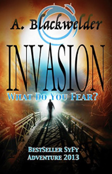Invasion (Shifter Evolutions, #1)