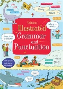 Illustrated Grammar and Punctuation