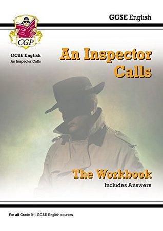 New GCSE English - An Inspector Calls Workbook