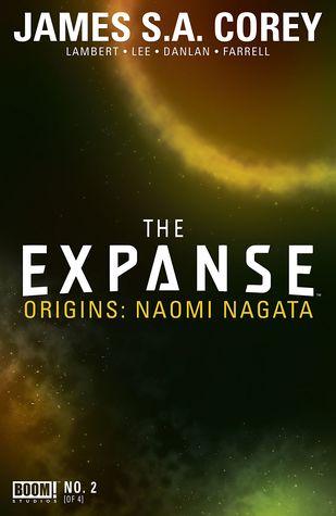 The Expanse Origins: Naomi Nagata