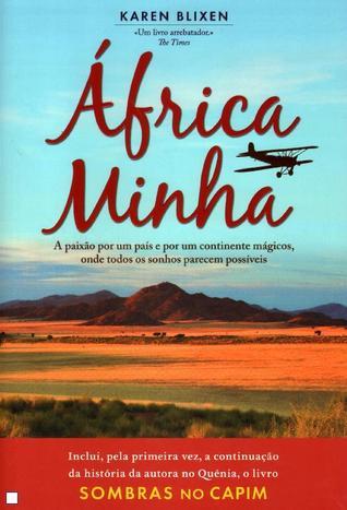 Ebook África Minha e Sombras no Capim by Isak Dinesen read!