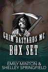 Grim Bastards MC Box Set (Grim Bastards MC, #1-6)