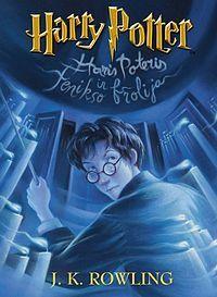 Haris Poteris ir Fenikso brolija (Haris Poteris, #5)