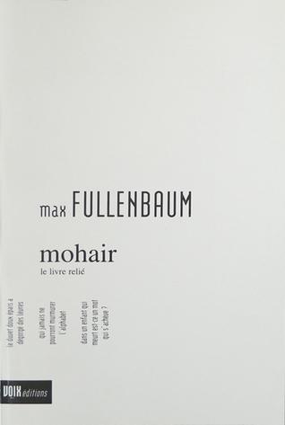 Mohair, le livre relié