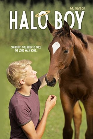 Halo Boy (Blaze of Glory Companion Books Book 2)