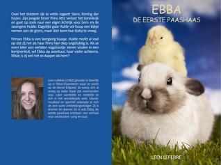 Ebba, de eerste paashaas by Leen Lefebre