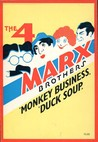 The 4 Marx Brothers: Monkey Business & Duck Soup