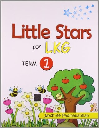 Little Stars for LKG - Term 1