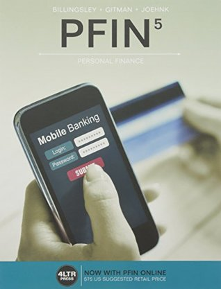 Print Option: PFIN, 5th (with PFIN Online, 1 term (6 months) Printed Access Card)