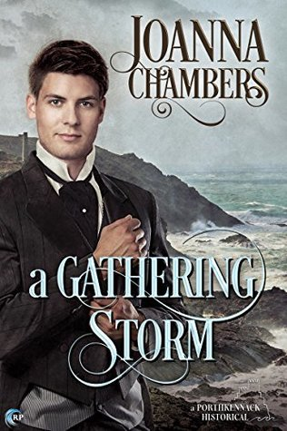 New Release Review: A Gathering Storm (Porthkennack #2) by Joanna Chambers