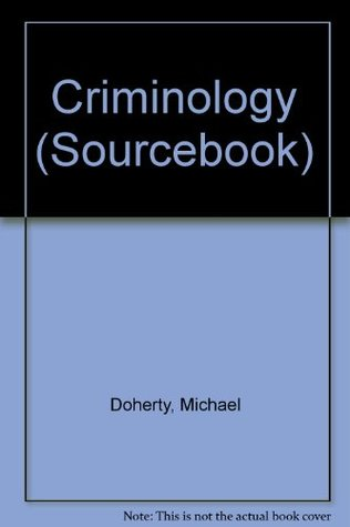 Criminology (Sourcebook)