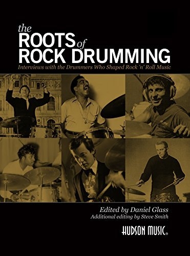 The Roots of Rock Drumming: Interviews with the drummers who shaped Rock 'n' Roll music.