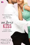 One Little Kiss (Smart Cupid, #3)