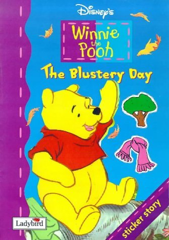 Winnie the Pooh and the Blustery Day: A Sticker Rebus Activity Book