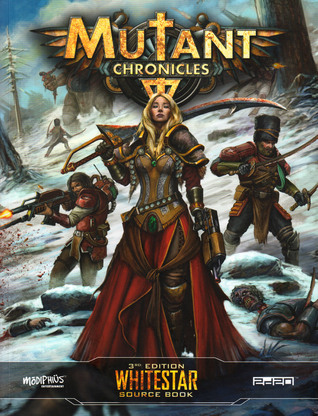 Whitestar source book (Mutant Chronicles 3rd edition)