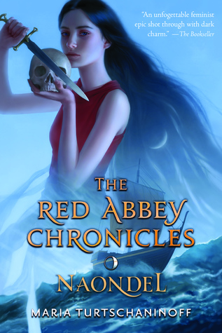 Naondel (The Red Abbey Chronicles, #2)