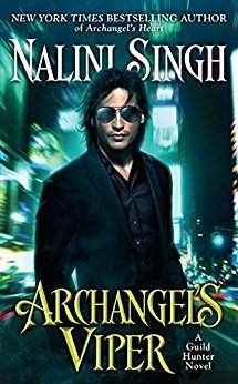 Book Review: Archangel's Viper by Nalini Singh
