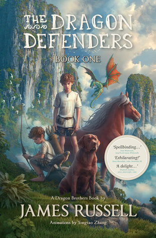 The Dragon Defenders (The Dragon Defenders Trilogy, #1)