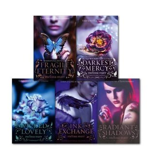 Wicked Lovely Collection Set